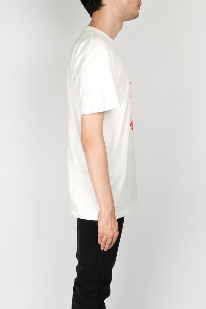 Resort Corps Varsity Etablissement T-Shirt In White