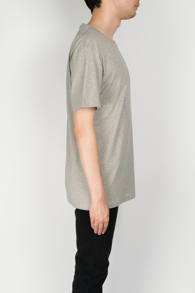 Load image into Gallery viewer, Resort Corps Varsity Etablissement T-Shirt In Grey
