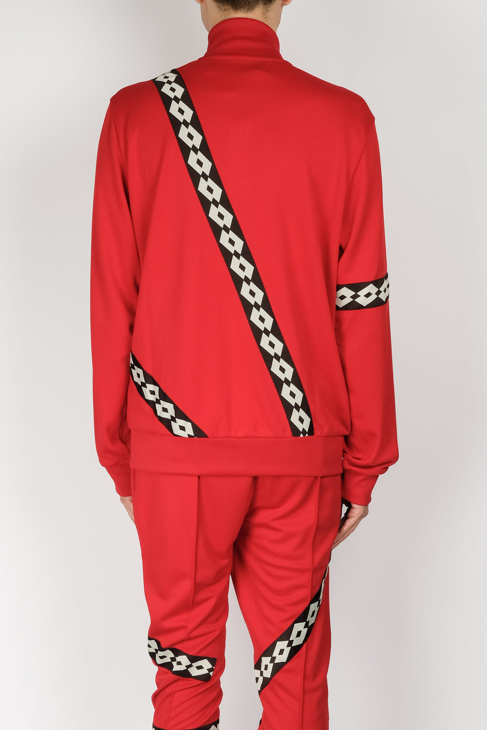 Damir Doma X Lotto Winka Jacket In Red