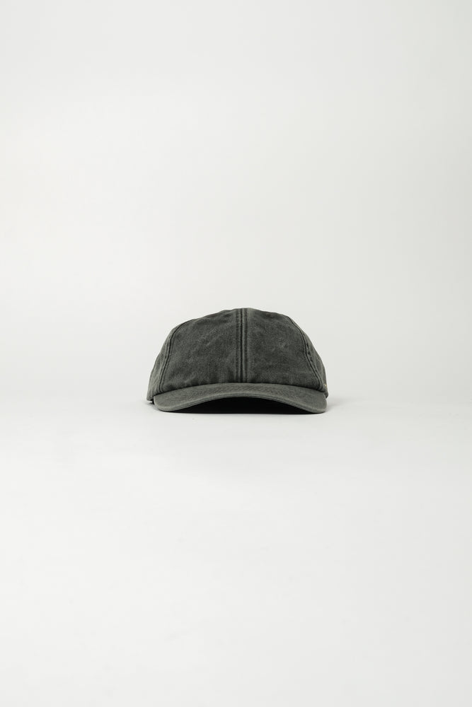 Represent X CNTRBND Exclusive Washed Cap In Black - CNTRBND