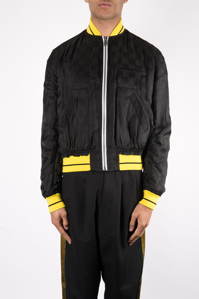 Haider Ackermann Dill Jacket In Black