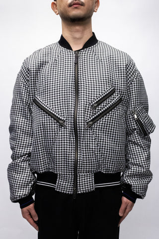 424 X HUMMEL II Spray Jacket In Black