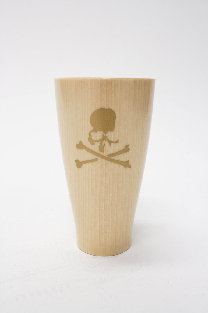 Mastermind World Logo Beer Mug In Wood