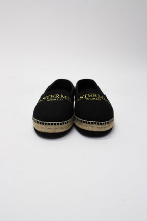 Mastermind World Suicoke Espadrilles In Black
