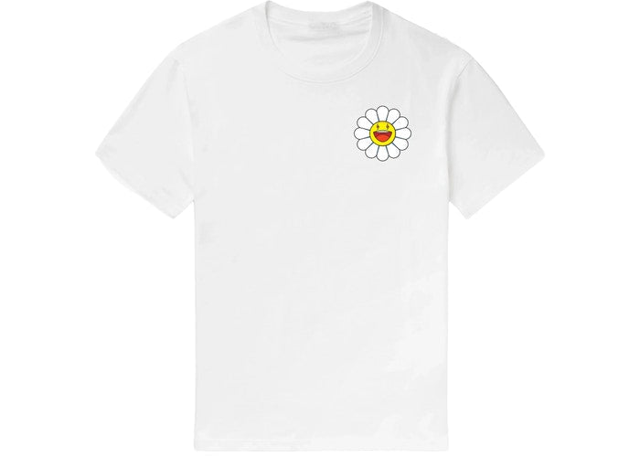 Balvin X Murakami Blanco Flower Tee In White