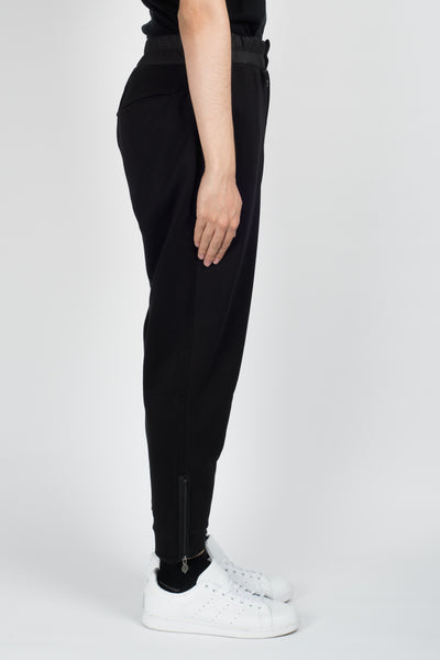 Les Benjamins Kabad Trousers In Black
