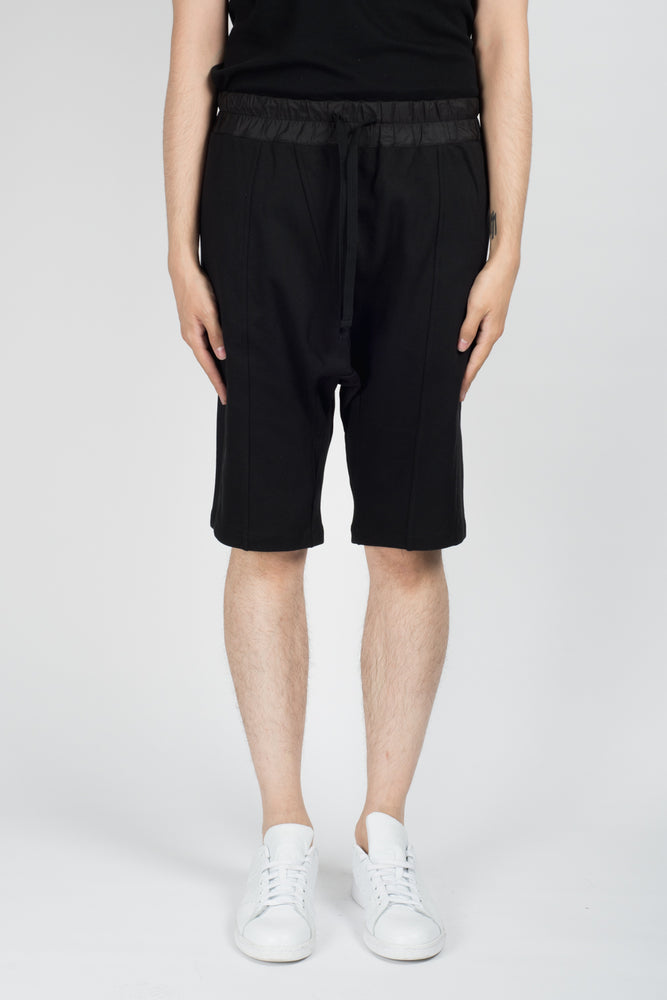 Les Benjamins Okin Shorts In Black - CNTRBND