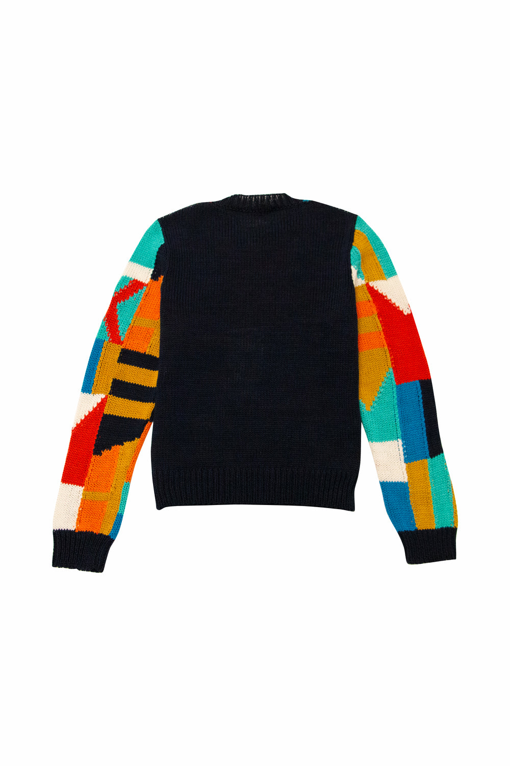 LANVIN Grand Pavois Jumper In Multi Color