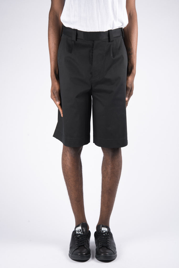 Rochambeau Principle Shorts In Black