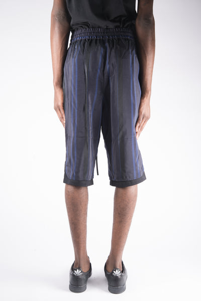 3.1 Phillip Lim Combo Jersey Panel Leisure Short