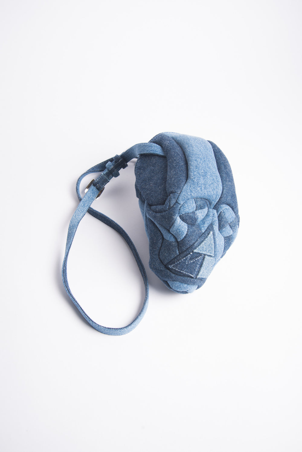 AMBUSH Denim Skull Bag