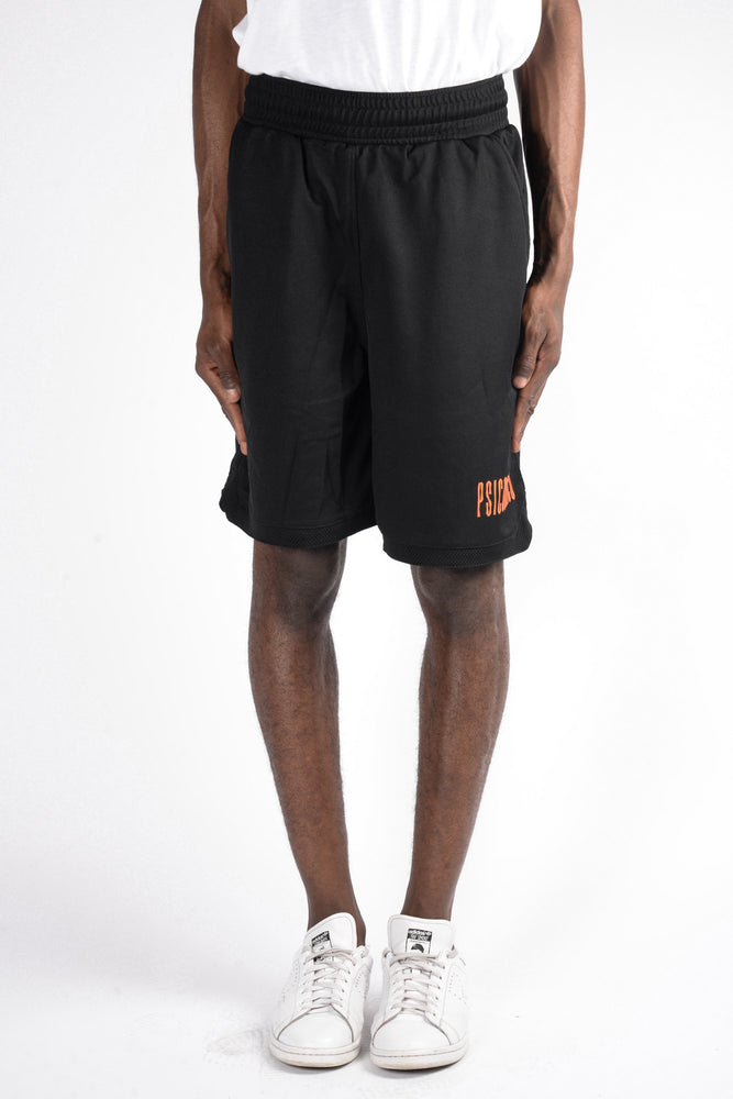 Marcelo Burlon Licancabur Short In Black - CNTRBND