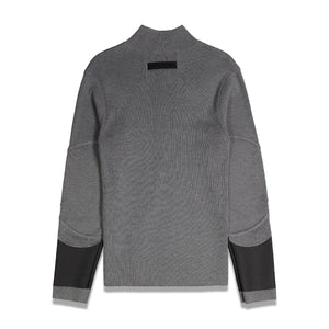 Alyx Inside Out Turtle Neck In Grey - CNTRBND