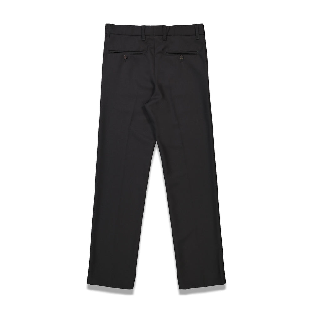 Second Layer Pico Bootcut Trouser In Black