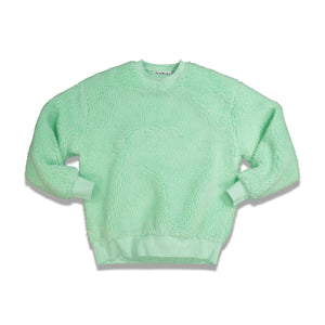 Load image into Gallery viewer, Acne Studios Forban Polar Transform Sweater In Mint - CNTRBND