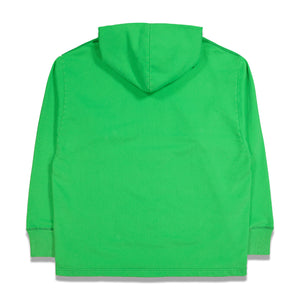 Acne Studios Franklin H Stamp Sweatshirt In Green - CNTRBND