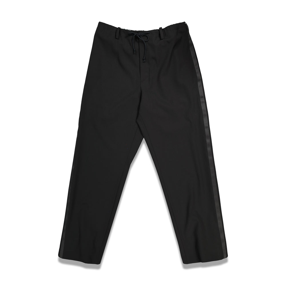 Dries Van Noten Pienny Tux Pants In Black - CNTRBND