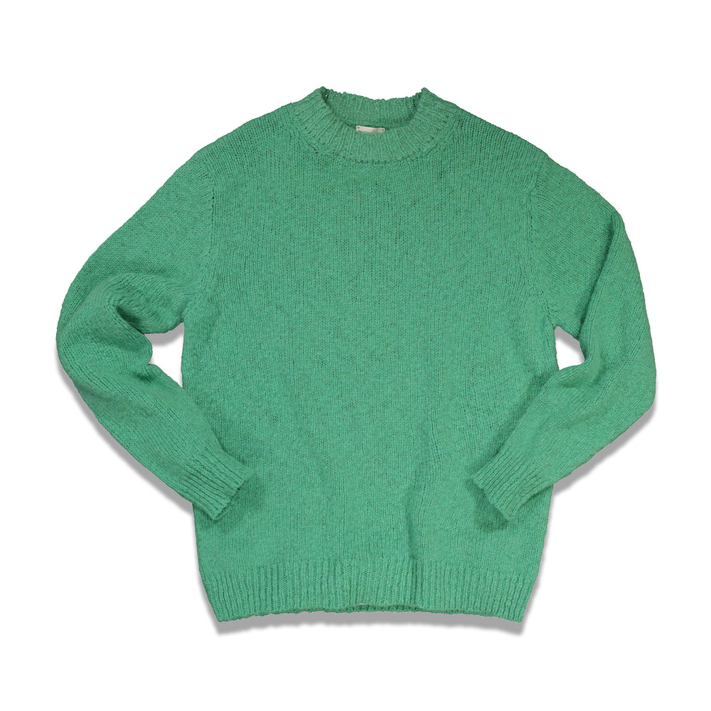 Load image into Gallery viewer, Dries Van Noten Marvyn Plain Sweater In Mint - CNTRBND