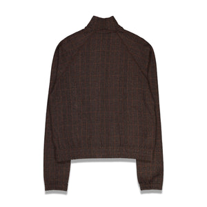Dries Van Noten Haberson Bis Cardigan In Brown - CNTRBND