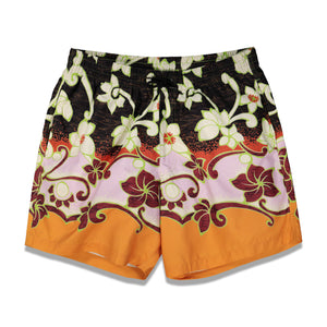 Load image into Gallery viewer, Dries Van Noten Phibbs Floral Swim Shorts In Lilac