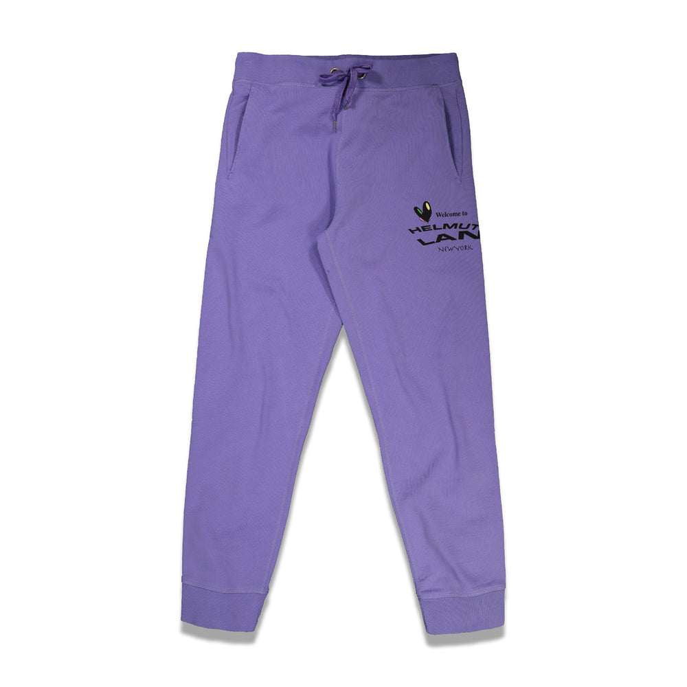 Masc Sweat Pants In Purple - CNTRBND