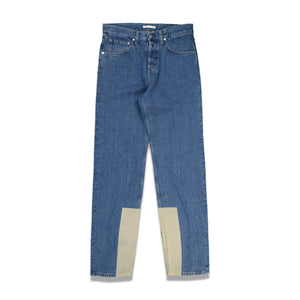 Masc Low Easy Denim In Blue - CNTRBND