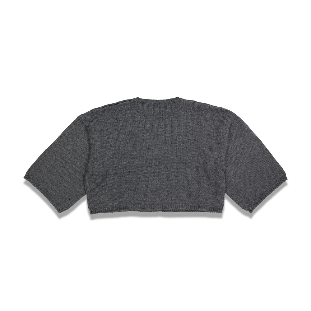 Oversized RS Sweater In Grey