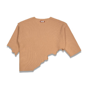 Load image into Gallery viewer, Oversized Fit Knit In Beige