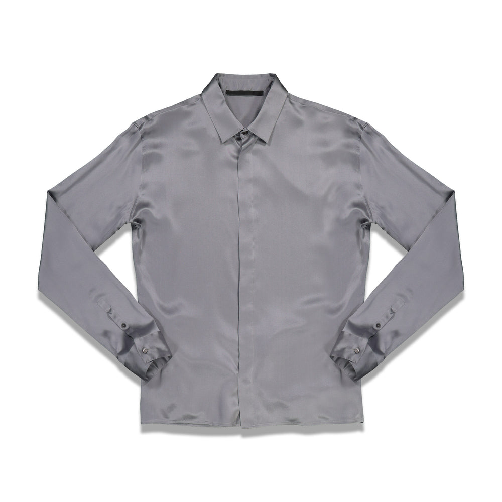Load image into Gallery viewer, Classic Dali Shirt In Grey