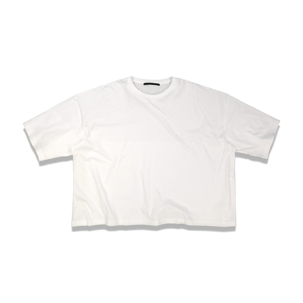 Phasin Oversized T-Shirt In White