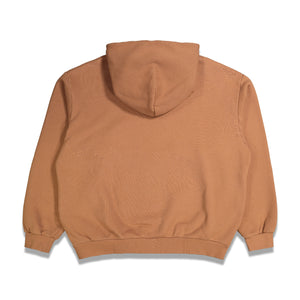 Load image into Gallery viewer, Oversized Plain Hoodie In Cinnamon
