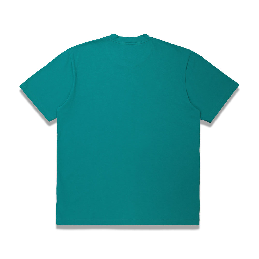 Carryover Logo T-Shirt In Jade
