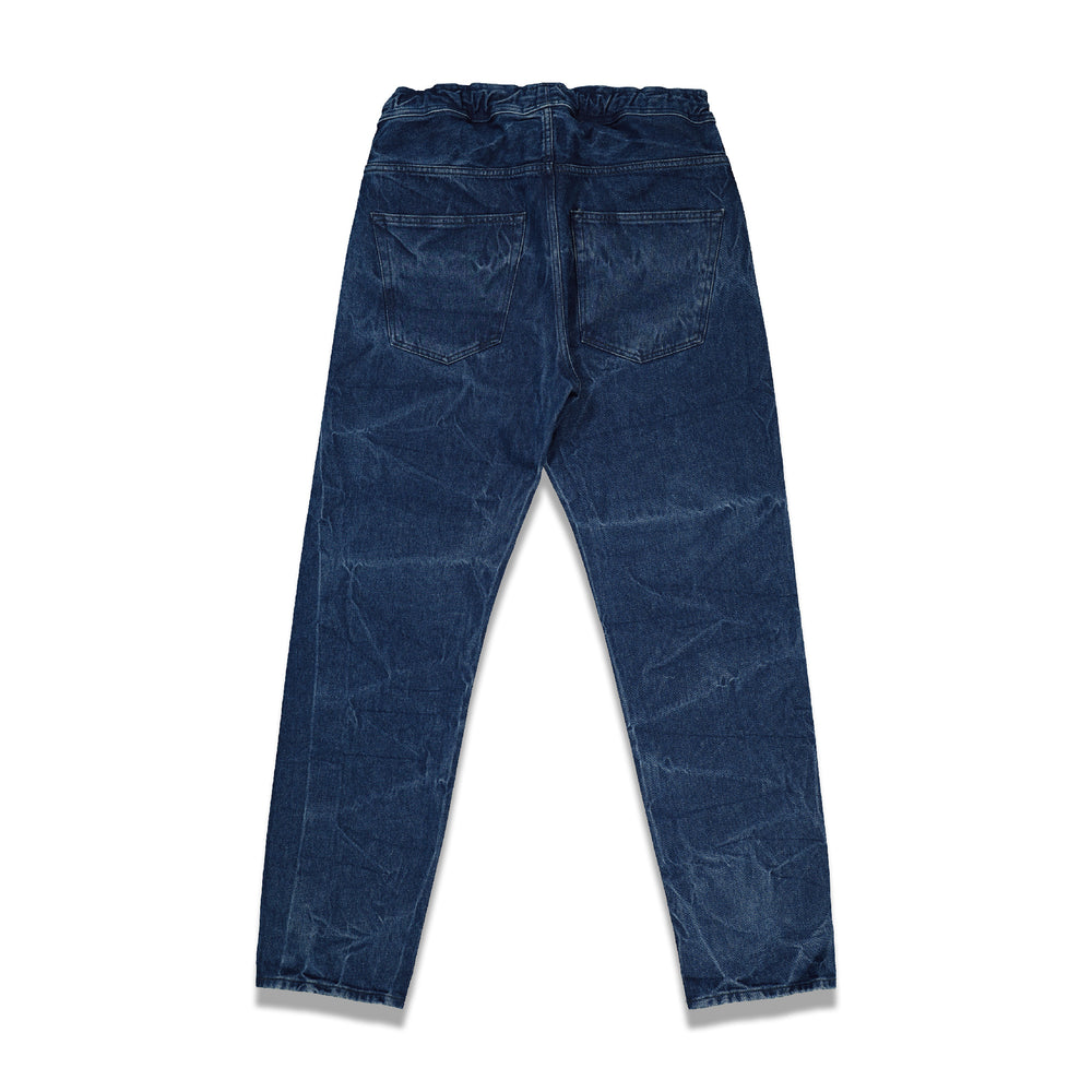 Batten Jeans In Mid Wash Indigo