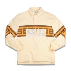 Load image into Gallery viewer, Meandros Rugby Shirt In Beige