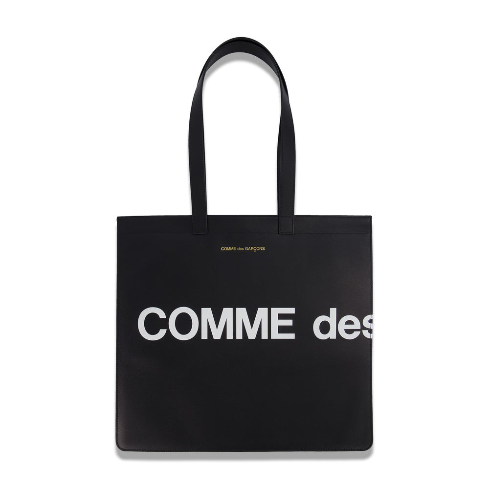 Big Logo Tote In Black - CNTRBND
