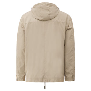 Passage Jacket In Taupe
