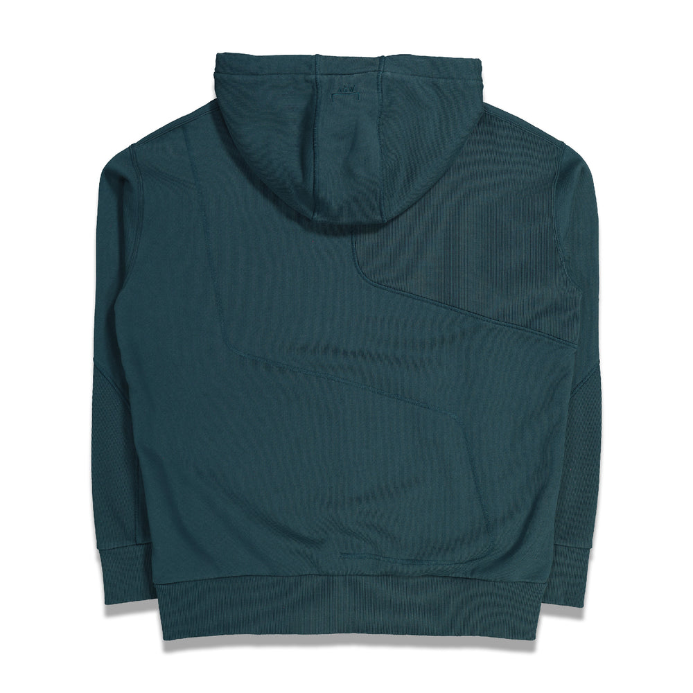 Load image into Gallery viewer, Contour Line Hoody In Atlantic