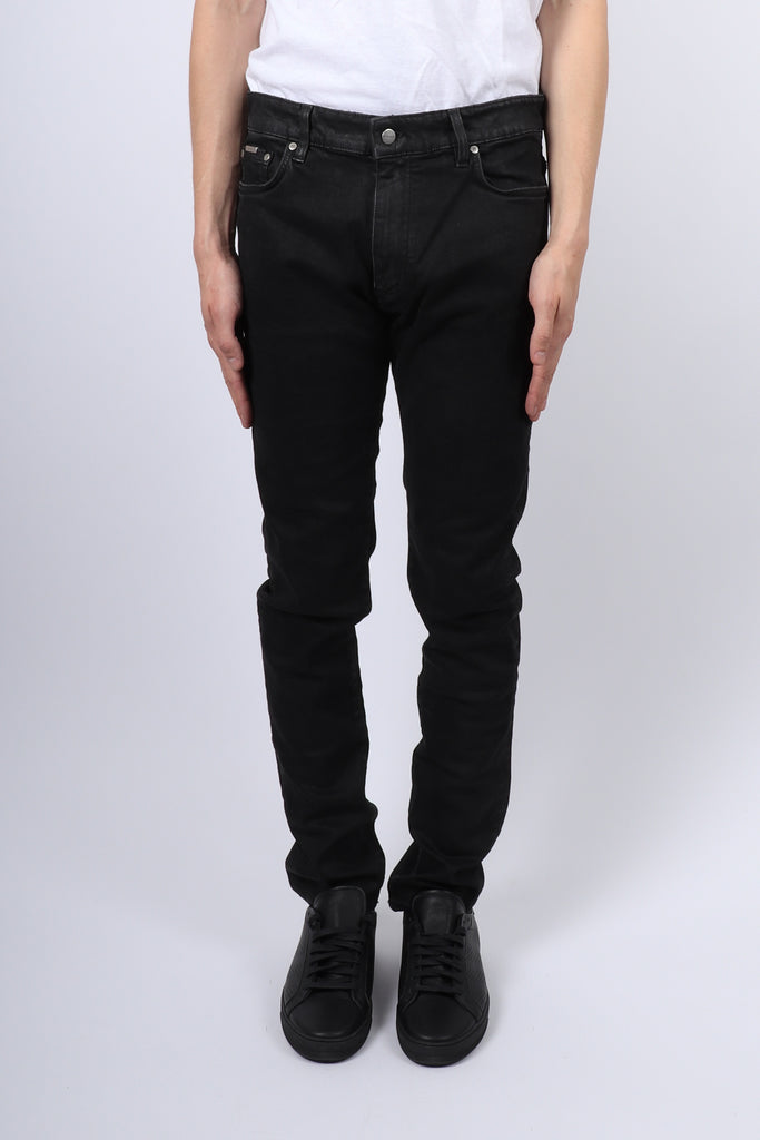 Represent Essential Denim In Vintage Black