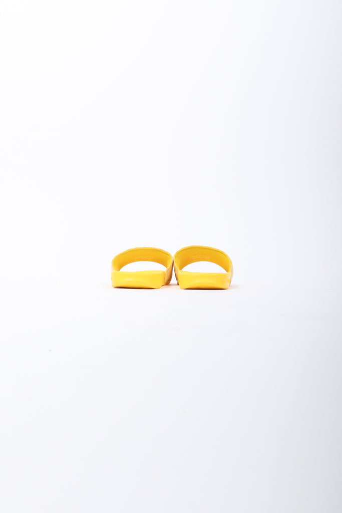 SandalBoyz Chroma Color Sandals In Yellow