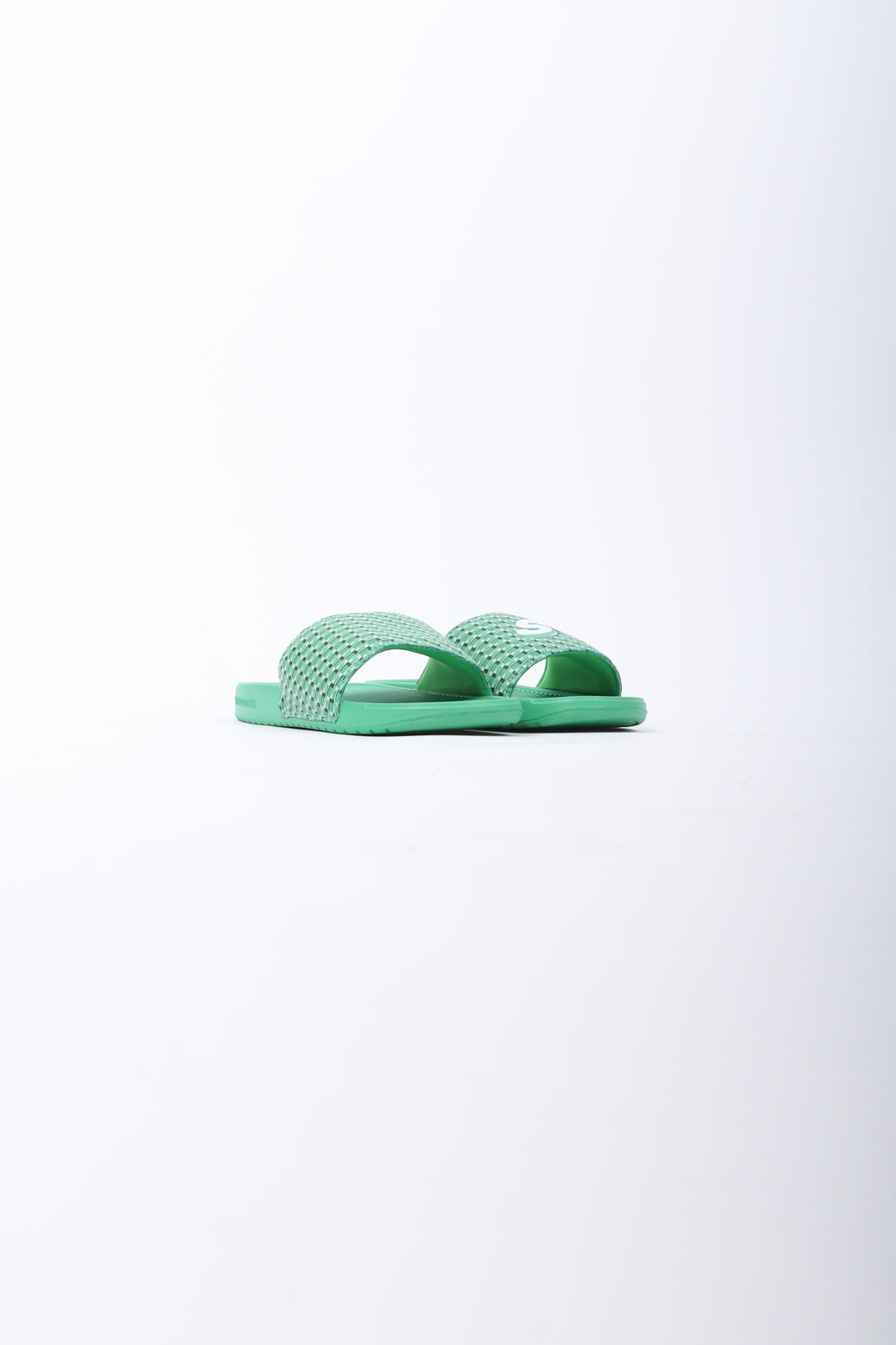 SandalBoyz Chroma Color Sandals In Green