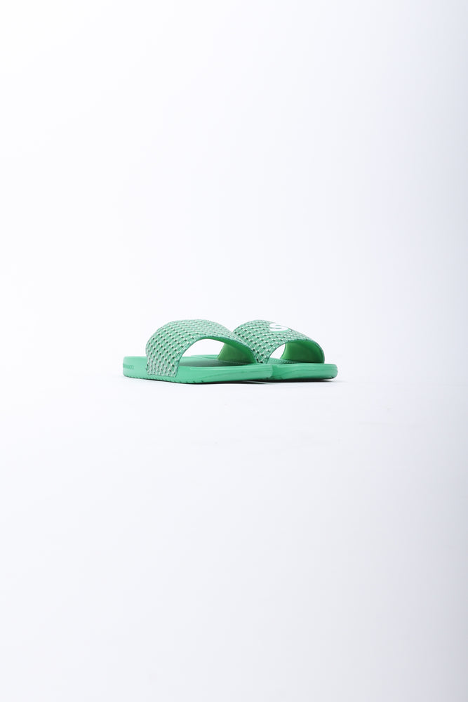 SandalBoyz Chroma Color Sandals In Green - CNTRBND