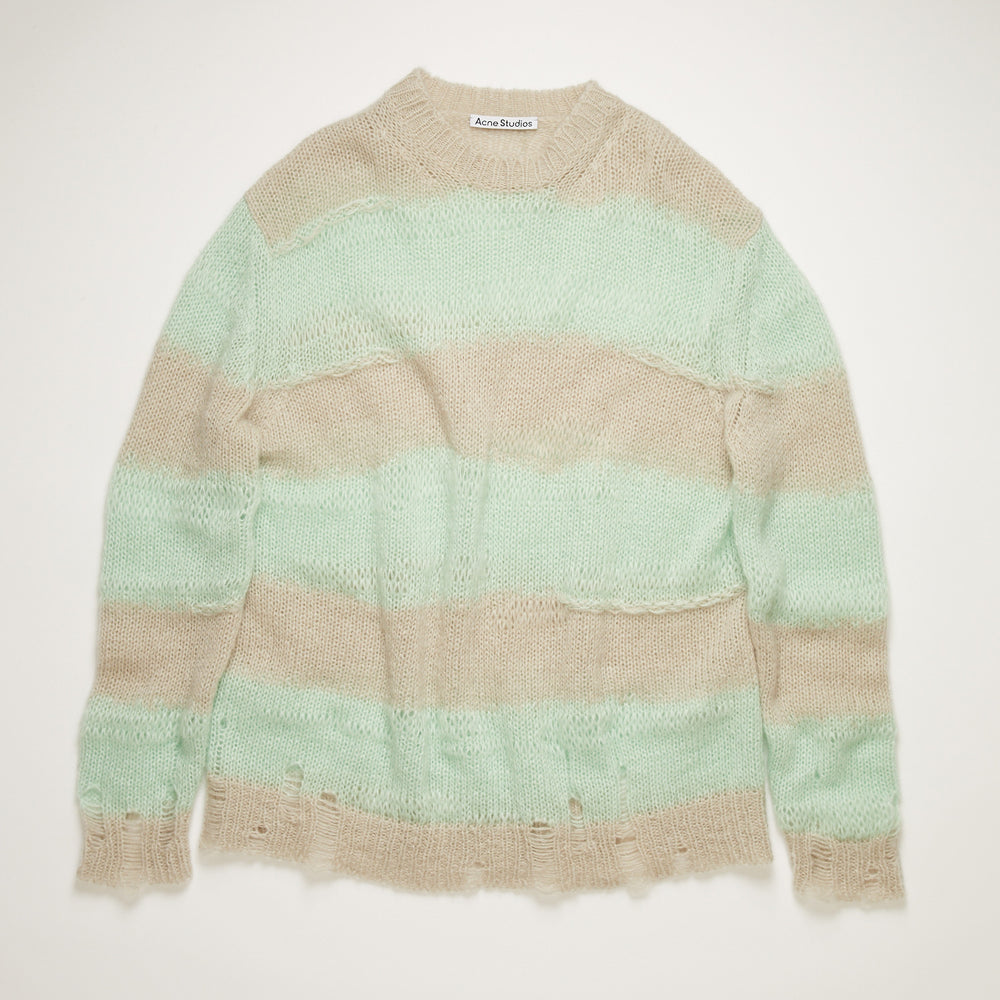 Acne Studios Kalia Block Stripe Sweater