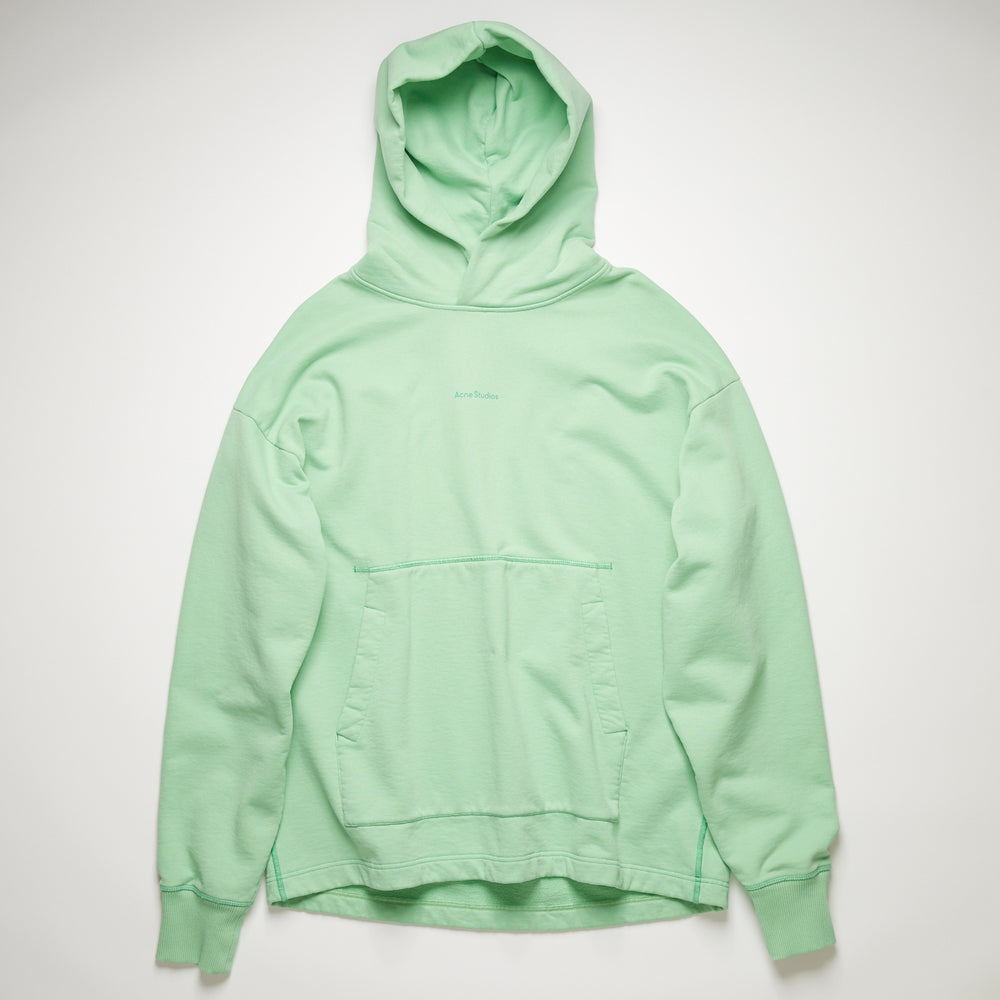 Load image into Gallery viewer, Acne Studios Franklin H Stamp Sweatshirt In Mint