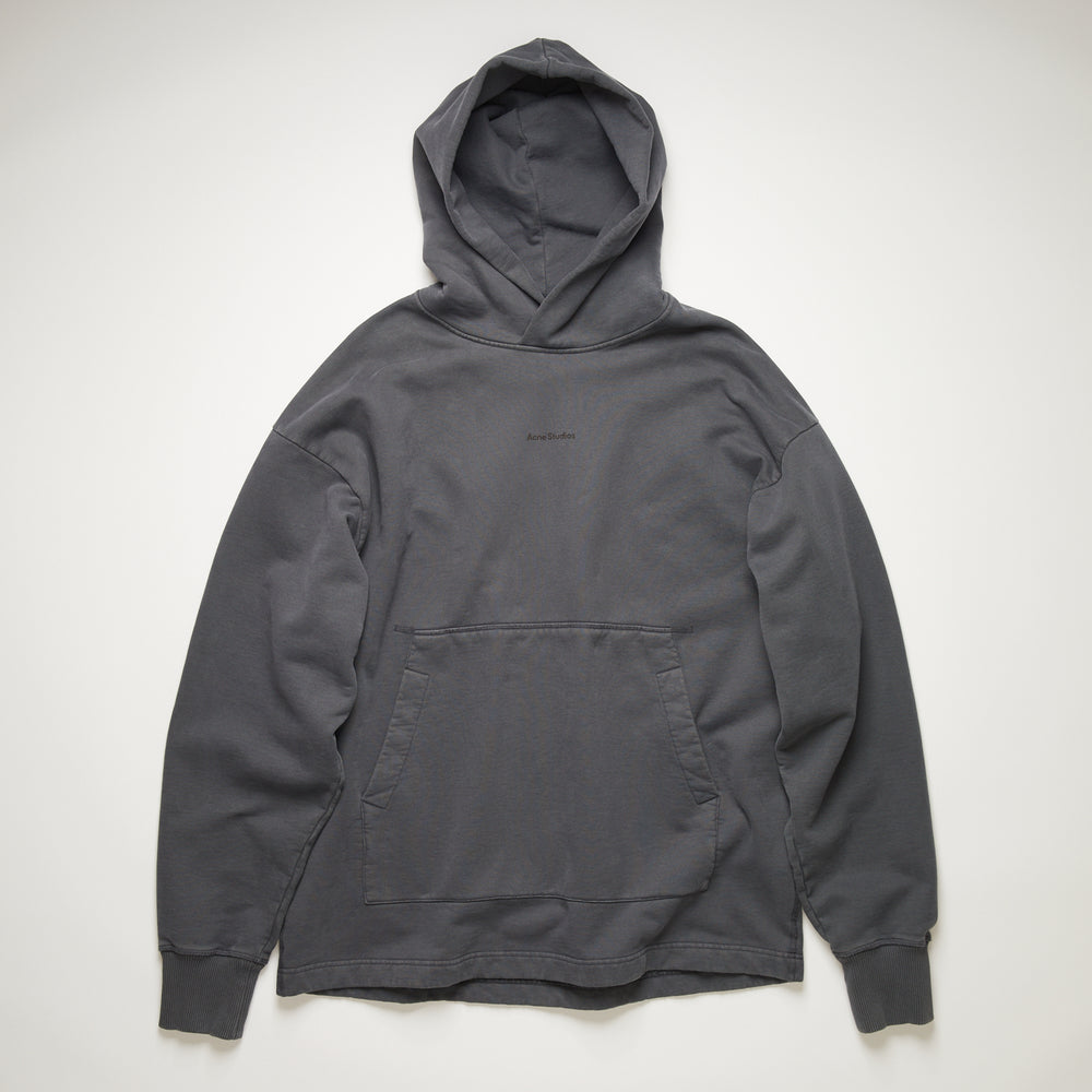 Acne Studios Franklin H Stamp Sweatshirt In Grey