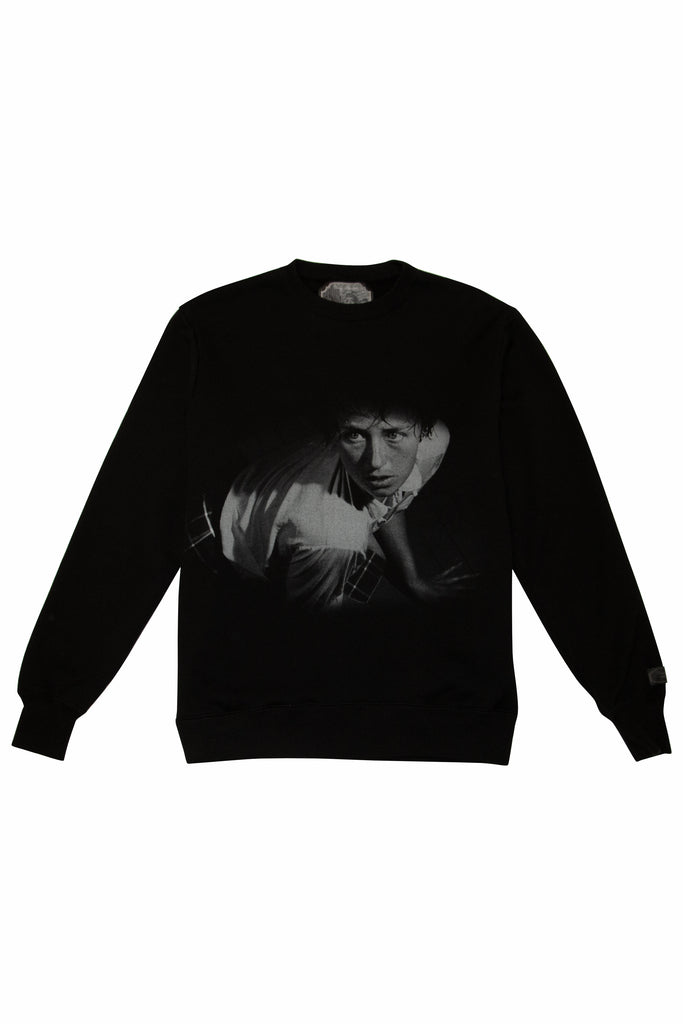 UNDERCOVER Cindy Sherman Graphic Crewneck In Black