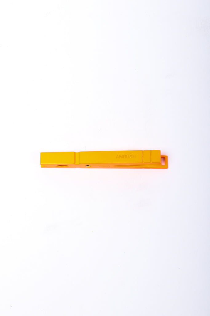 AMBUSH Nobo Clip Brass In Orange