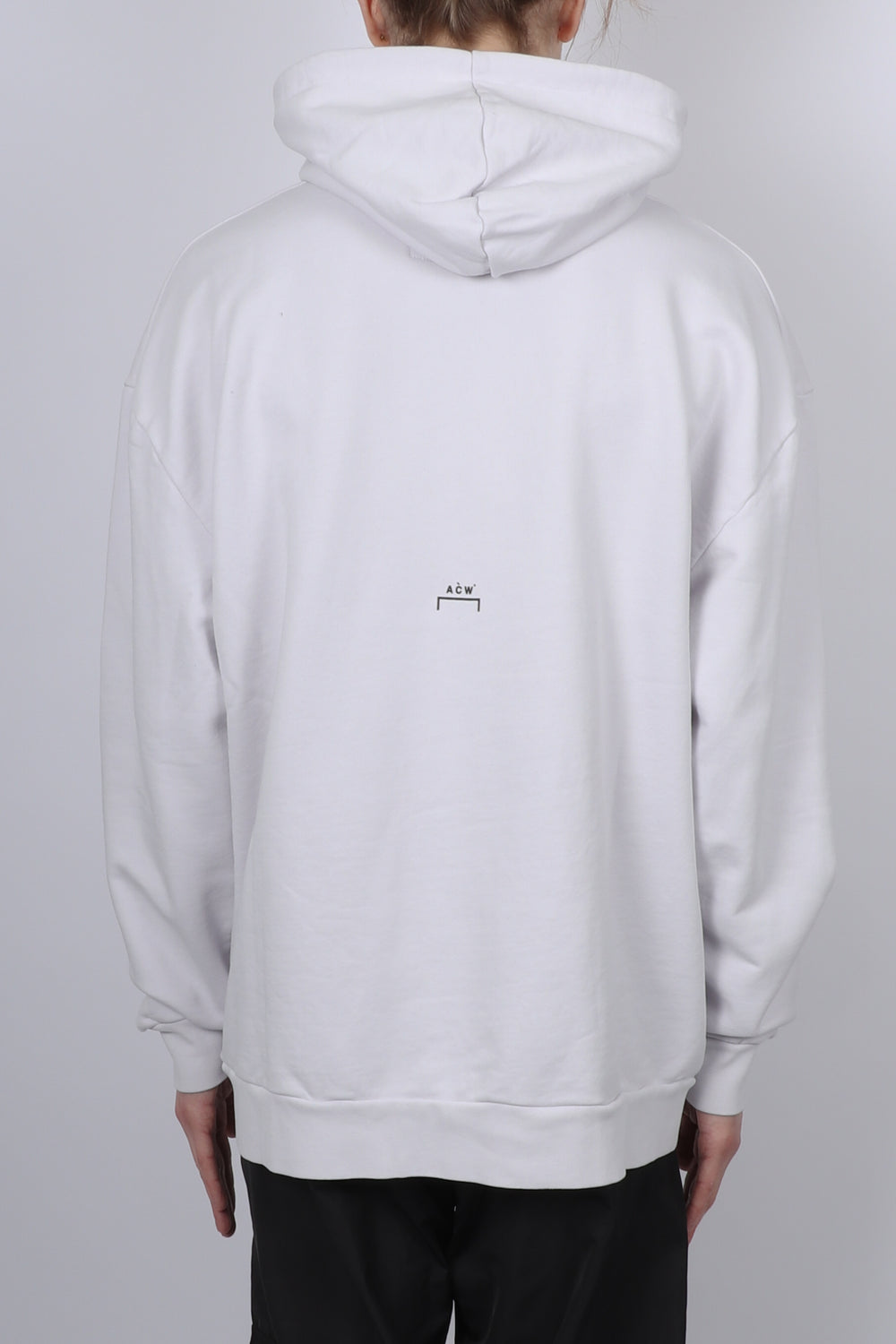 A Cold Wall Modern Hoodie In Pale Grey