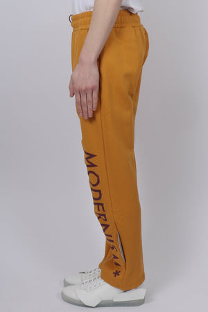 Load image into Gallery viewer, A Cold Wall Felpa Modernism Trousers In Mustard