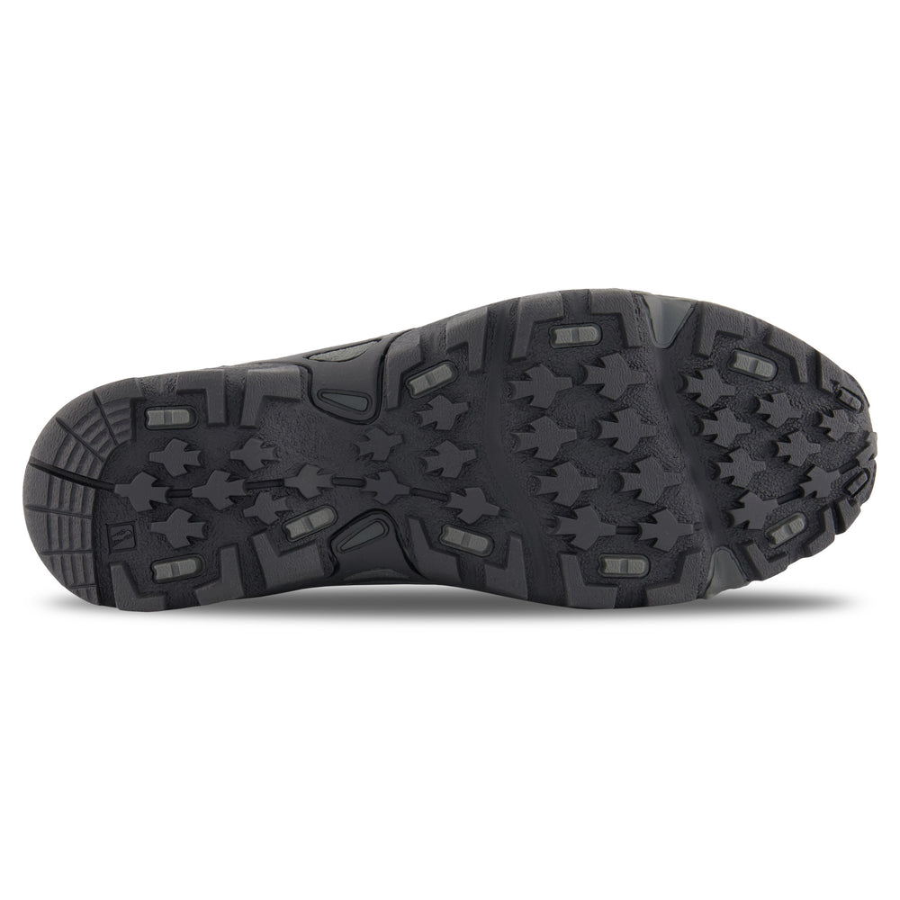 Dirt Moc Sneaker In Black