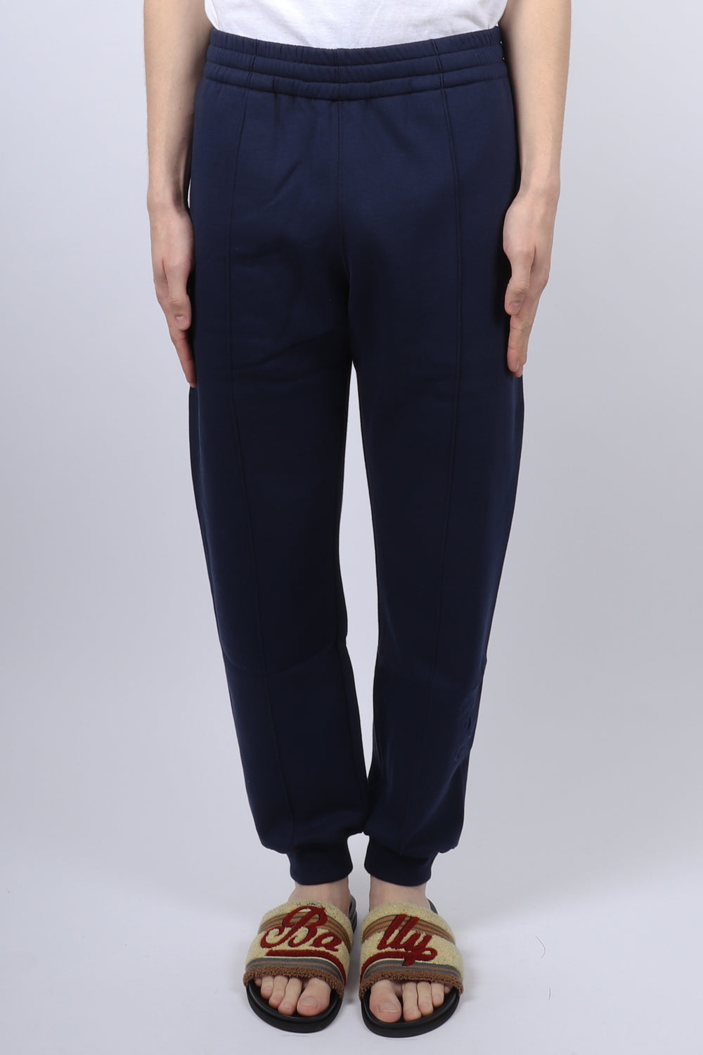 BALLY Classic Logo Sweatpant In Navy